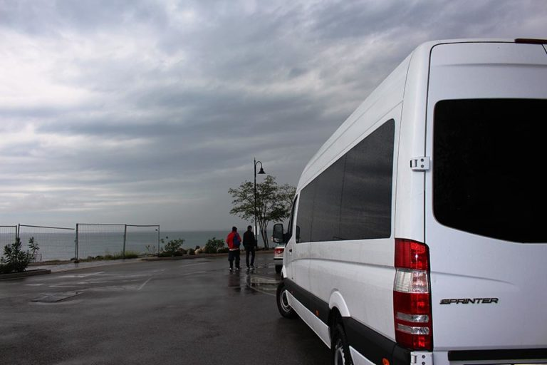 Van, Autonoleggio con conducente Giorgio Graioni